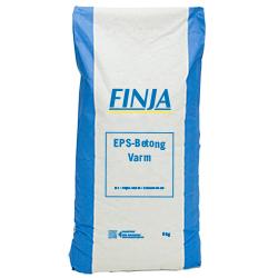 BETONG FINJA EPS VARM 9KGX24ST 50L