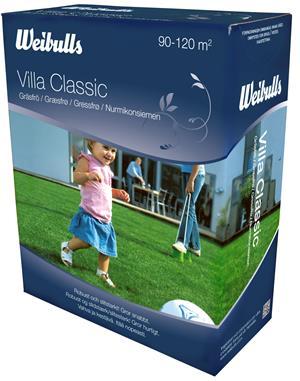 Gräsfrö Villa Classic 3Kg Weibulls