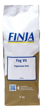 FOGBRUK FINJA VIT 5KG
