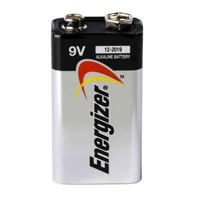BATTERI MAX 9V 1ST ENERGIZER