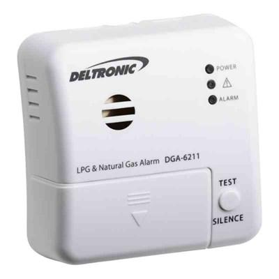 Deltronic Gaslarm 12V ALT 230V