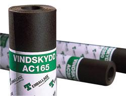 VINDSKYDDSPAPP AC 350 125CM 20M
