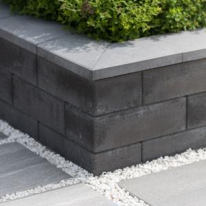 Villa Flex Grafit, 400x200x180mm Hålblock, Benders MA6860510L