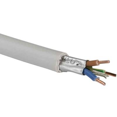 Kabel Eqlq Plus 3g1,5 25m Vit