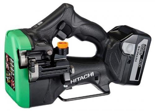 Gängstångskap CL18DSL Hitachi inkl. 2ST 5,0AH LI-ION 18V