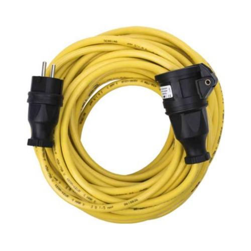 Skarvsladd, 230 V, jordad, IP44 3G1.5 10M