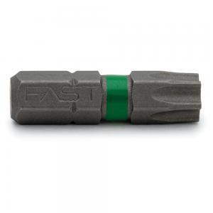BITS X-SHAPE T40 25MM 3ST Fast 298157