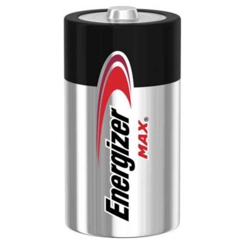 Batteri, alkaliskt, Energizer Max C/LR14 2ST