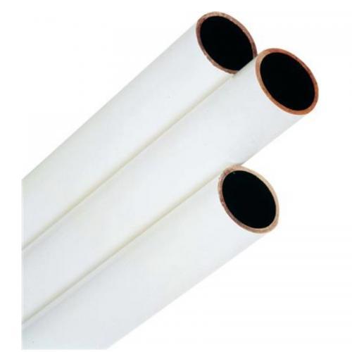 Cupori 130 vita kopparrör 22x1,0 mm 3 m