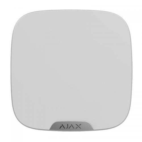 Ajax Front cover DD White