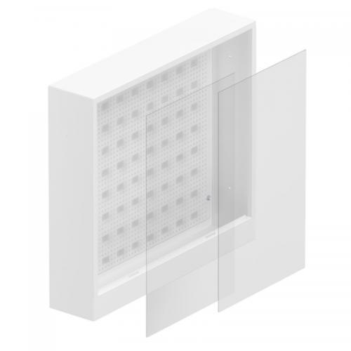 Aqua PLUS Distributor cabinet CC G 850x850x205