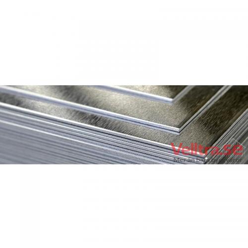 Kallvalsad plåt 2,5x3000x1500 DC01