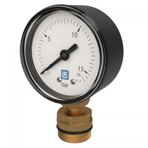 LK Manometer VKF 0-16 bar
