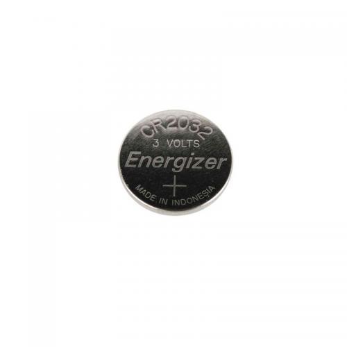 Batteri, knappcell, litium, Energizer 2032, 2st.