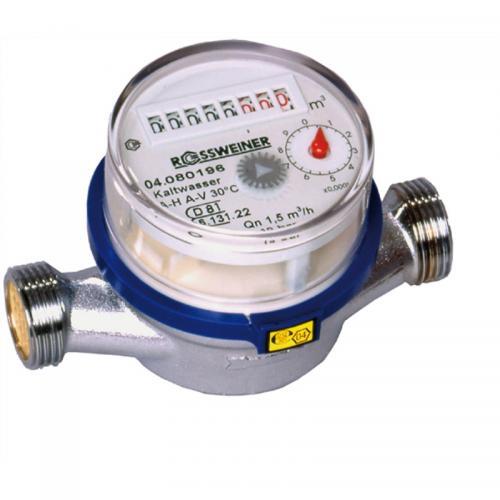 Vattenmätare Rossweiner 681K R20