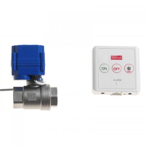 Vattenfelsbrytare WaterFuse® - Stuga