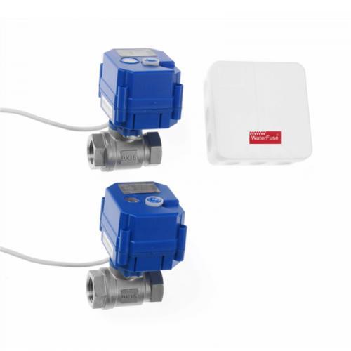 Vattenfelsbrytare WaterFuse® - Offentlig miljö
