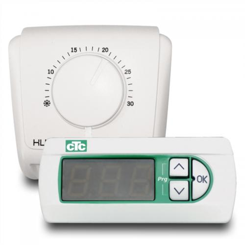 CTC Basicstyrning  F 400 - 6212361