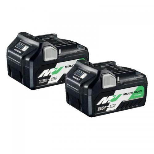 Hikoki Batteripaket 36V 2XBSL36A18 LI-ION, 68020907