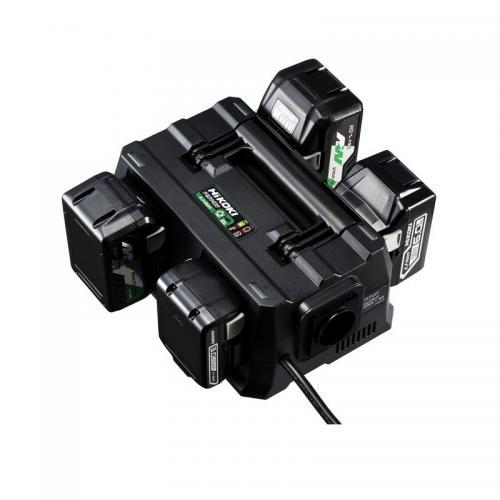 Hikoki Batteriladdare UC18YTSL MULTIPORT, 68030612
