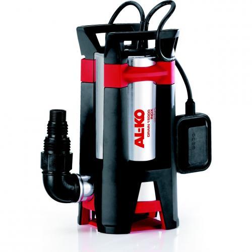 Dränkbar Smutsvattenpump Drain 15000 Inox Comfort