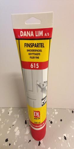 SNICKERISPACKEL 615 250ML