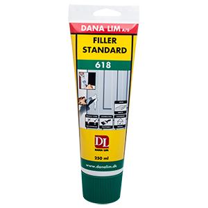 Spackel Filler Standard 618 250ML Danalim