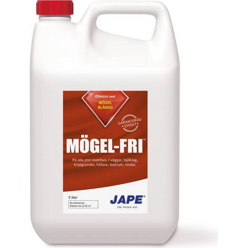 Mögelfri Saneringsmedel Biocid, Jape 5 L