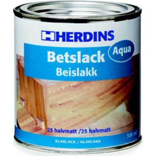 Betslack Aqua halvmatt 500 ml