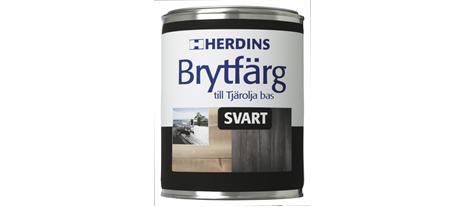 BRYTFÄRG TILL TJÄROLJA BAS