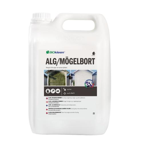Alg & Mögelbort 5L Biokleen