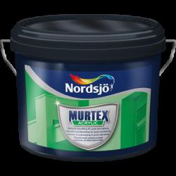 FASADFÄRG MURTEX NORDSJÖ VIT 1L