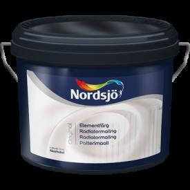 ELEMENTFÄRG NORDSJÖ SJÖVIT 0,5 L