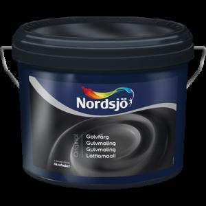 GOLVFÄRG ORIGINAL NORDSJÖ VIT 2,5 L