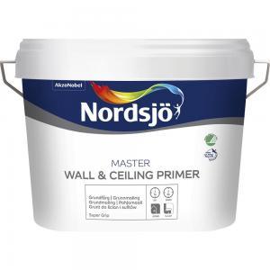 Väggfärg Grund Mäster Nordsjö 10L