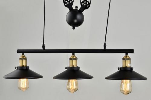 Taklampa Tacita 3 Ljus, V-Home Design AG239816