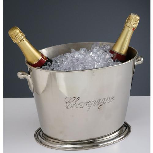 Champagnekylare Oval, V-Home Design AG551262