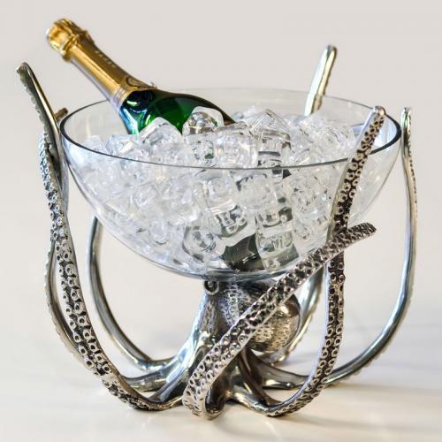 Champagnekylare Polypus, V-Home Design AG553540