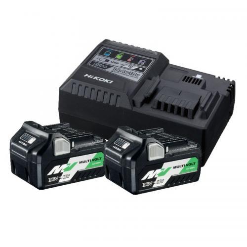 Hikoki Batteripaket 36V2XBSL36A18/UC18YSL3
