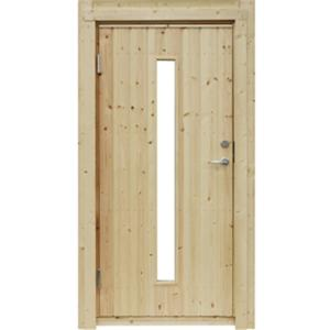 Dörrmodul Jabo Flex Dörr 9x19 18° vänster Glas Jabo 51429