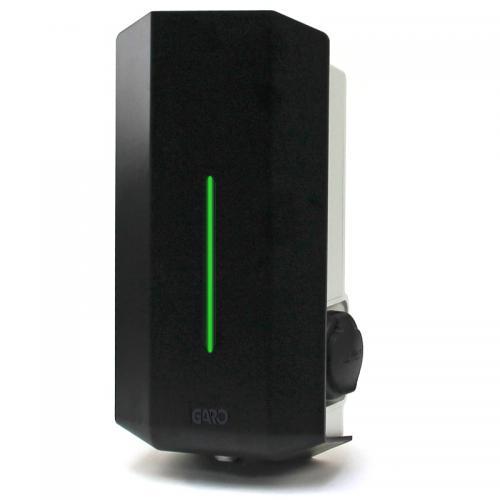 Laddbox EV 7,4 PSBADC med mätare WL