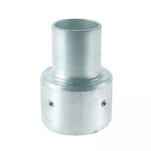 Adapter Galvaniserad 60-50mm