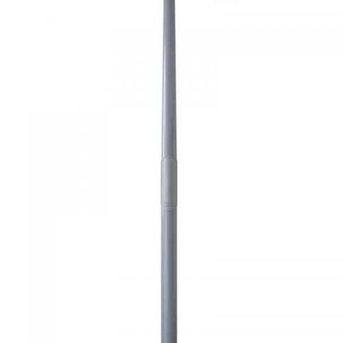 Belysningsstolpe 3m Aluminium