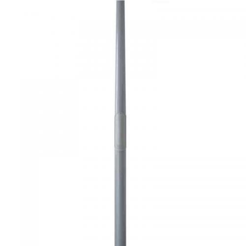 Belysningsstolpe 4m Aluminium