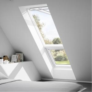 Velux Kombinationstakfönster Fast Underdel Solo 2