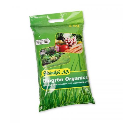 Gödsel Biogrön Organica Allround 5 kg