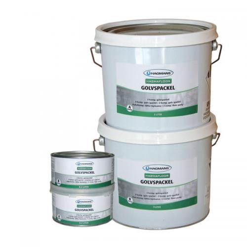 Golvspackel 0,6 Liter Hagmans - 39270