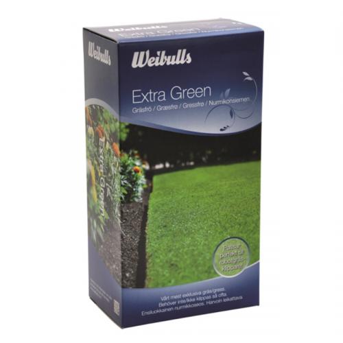 Gräsfrö Weibulls Extra Green 1kg