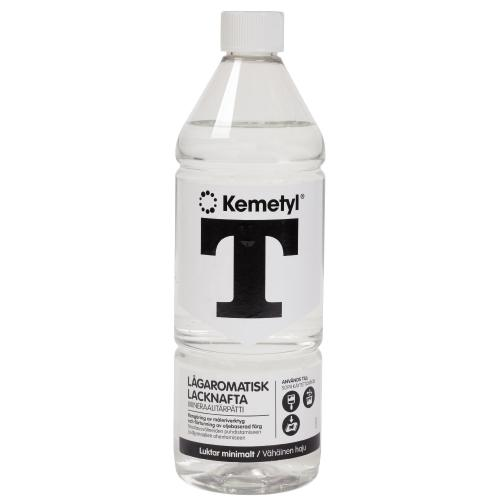 Lacknafta Lågaromatisk Kemetyl 1L