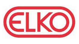 Elko Plus 1-vägs vägguttag med lock alu
